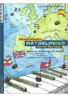 Musikalische Rätselreise durch Europa