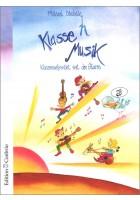 Klasse(n) Musik - Schülerheft