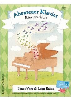 Abenteuer Klavier, Erfolge (3. Hauptband)