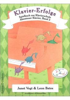 Klavier-Erfolge  Spielbuch  zur Klavierschule 3