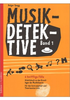 Musikdetektive Band 1